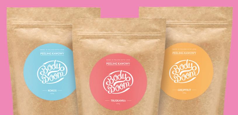 Peeling, masło i glinka od BodyBoom /INTERIA.PL/materiały prasowe