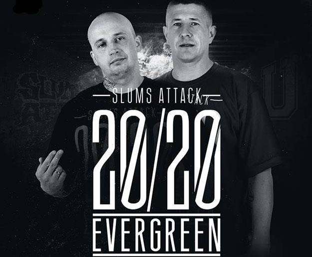Peja i DJ Decks: 20 lat Slums Attack /materiały prasowe