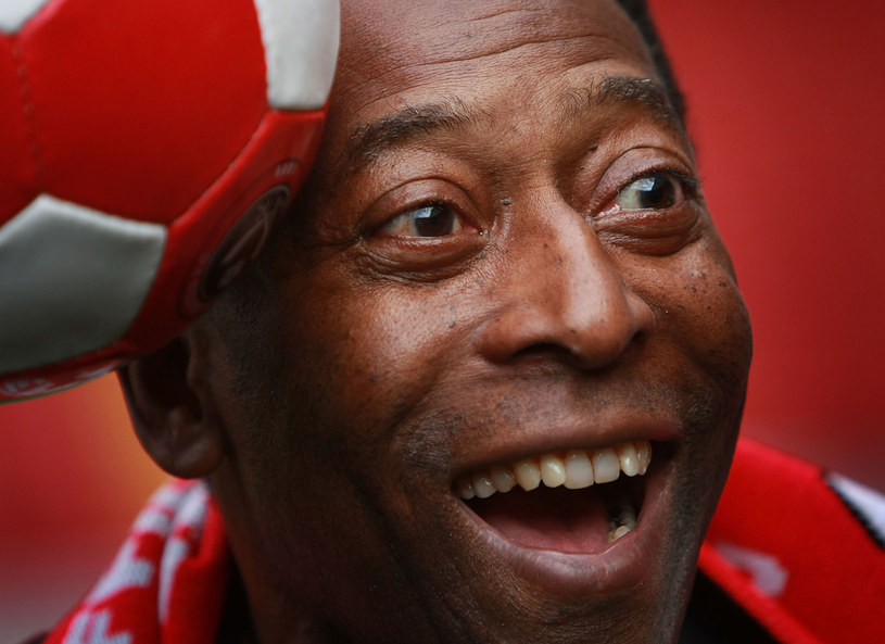 Pele /Getty Images
