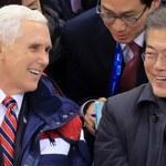 Pence: USA będzie negocjować z Koreą Północną