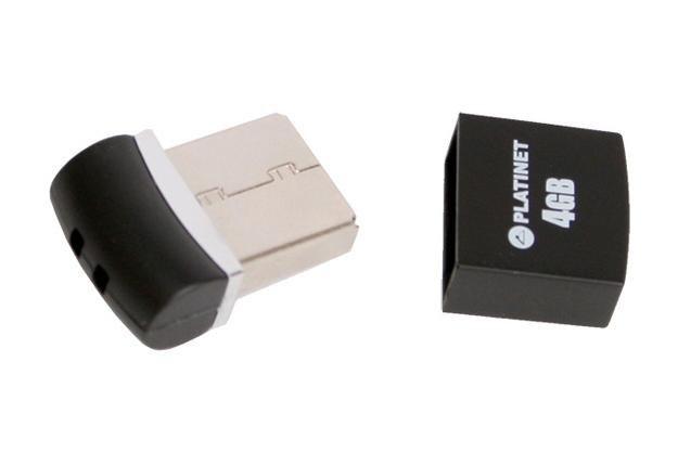 Pendrive USB 2.0 4GB NANO /materiały prasowe