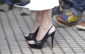 Penelope Cruz założyła za małe buty