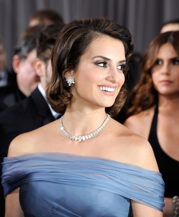 Penelope Cruz /Getty Images/Flash Press Media