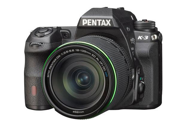 Pentax K-3 /materiały prasowe
