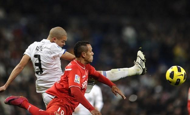 Pepe, piłkarz Realu Madryt /AFP