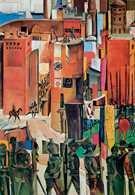 Percy Wyndham Lewis, Kapitulacja Barcelony, 1934-37 /Encyklopedia Internautica