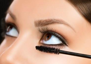 Perfekcyjny makijaż rzęs