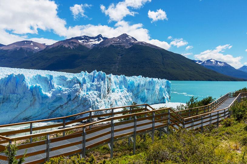 Perito Moreno, Argentyna /123RF/PICSEL