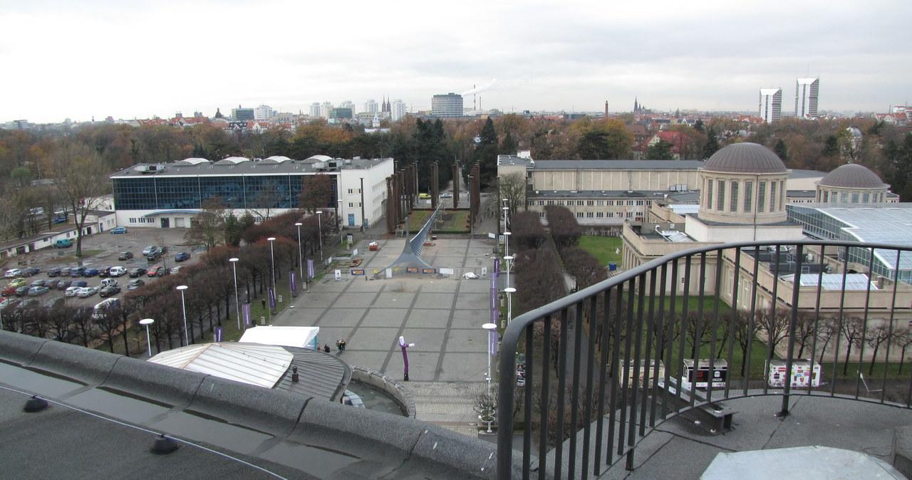 Perła modernistycznej architektury, Hala Stulecia we Wrocławiu, i jej otoczenie