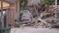 Pescara w ruinie po trzęsieniu ziemi