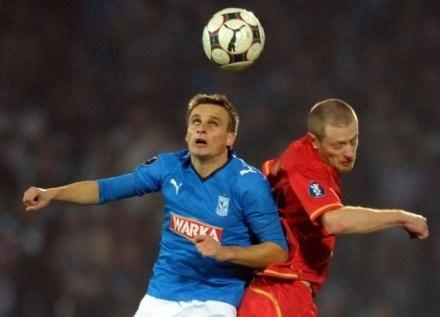 Peszko zna wartość Lecha Poznań /AFP