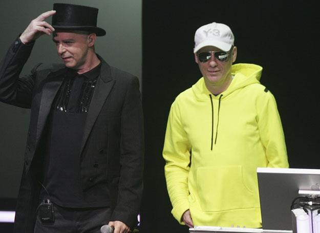 Pet Shop Boys na scenie - fot. Sandra Mu /Getty Images