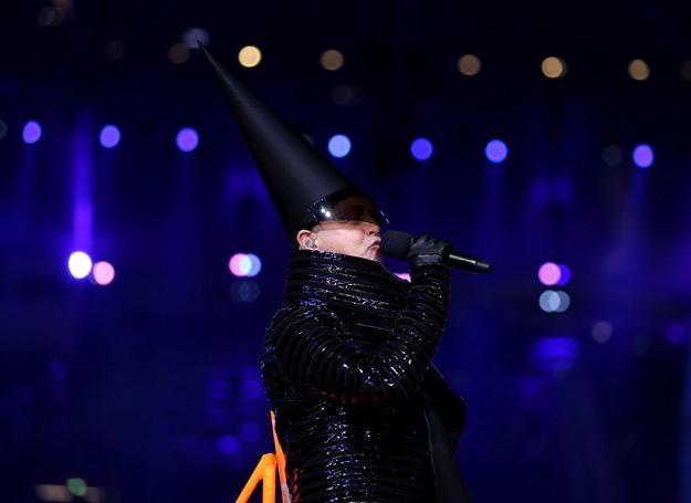 Pet Shop Boys zagrali na zakończenie olimpiady w Londynie - fot. Hannah Johnston /Getty Images/Flash Press Media