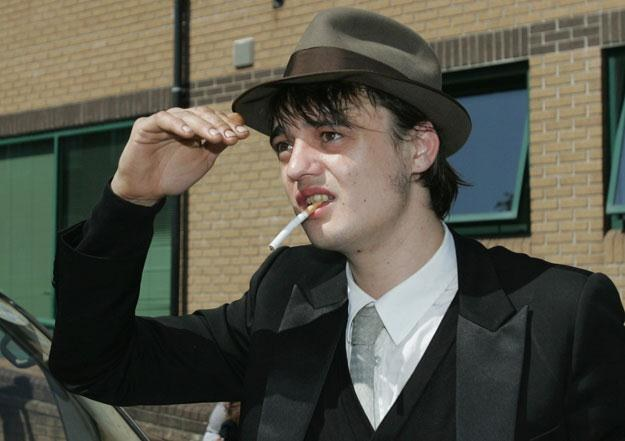 "Pete Doherty: ""Joł ziomy, jak leci?"" fot. Matt Cardy /Getty Images/Flash Press Media"