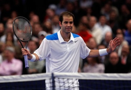Pete Sampras /AFP