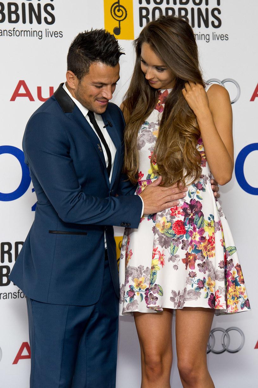 Peter Andre wkrótce znów zostanie tatą /Getty Images