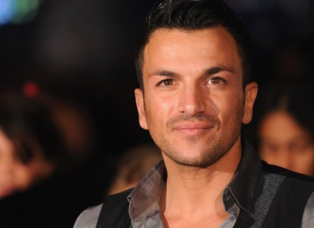 Peter Andre /Getty Images/Flash Press Media