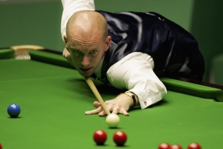 Peter Ebdon Fot. Clive Rose/Getty Images /