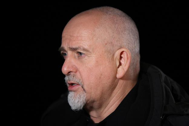 Peter Gabriel bał się o swoje życie fot. Neilson Barnard /Getty Images/Flash Press Media