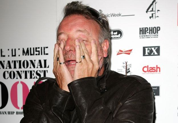 Peter Hook własnymi słowami opowie historię Iana Curtisa i Joy Division fot. Gareth Cattermole /Getty Images/Flash Press Media