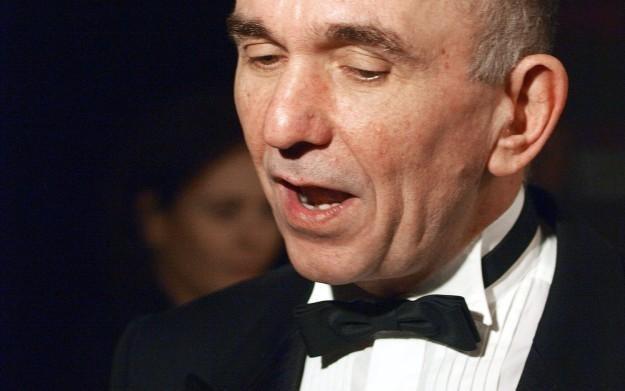 Peter Molyneux - zdjęcie /AFP