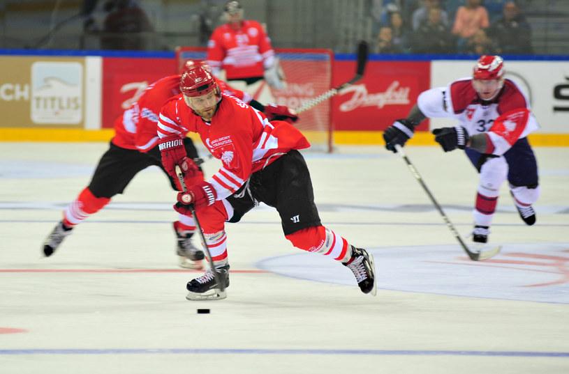 Petr Szinagl (na pierwszym planie) /Sławomir Chojnacki /INTERIA.PL
