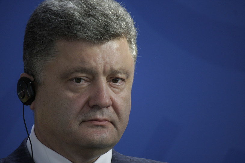 Petro Poroszenko /123RF/PICSEL