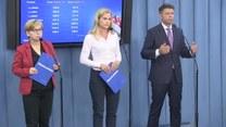 Petru (Nowoczesna) o handlu w niedzielę (02.09.2016) (TV Interia)