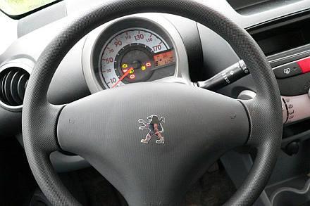 Peugeot 107 / kliknij /INTERIA.PL
