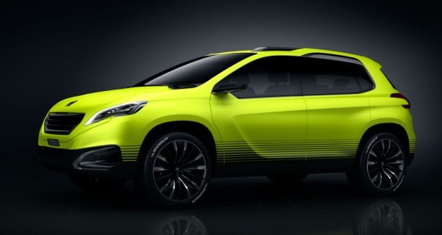 Peugeot 2008 concept /