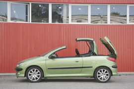 Peugeot 206 CC (2000-2007)