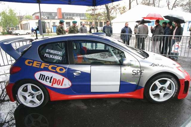 Peugeot 206 Super 1600 / kliknij /INTERIA.PL