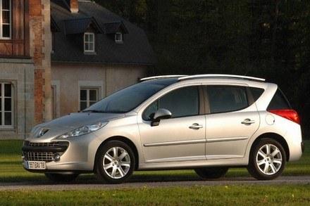 Peugeot 207 SW / Kliknij /INTERIA.PL