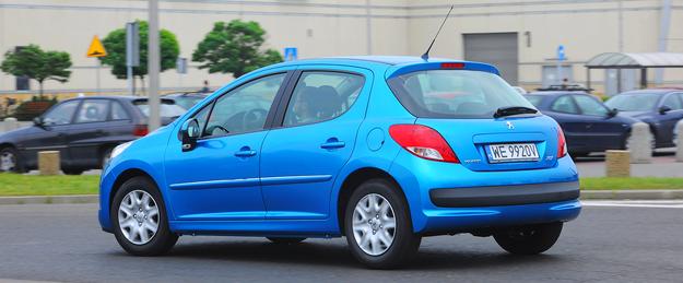 Peugeot 207 /Motor