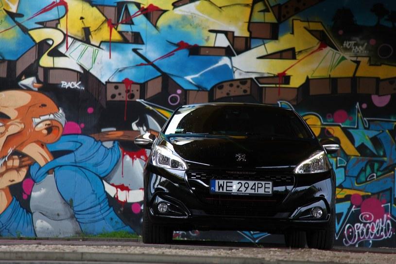 Peugeot 208 GTi /INTERIA.PL
