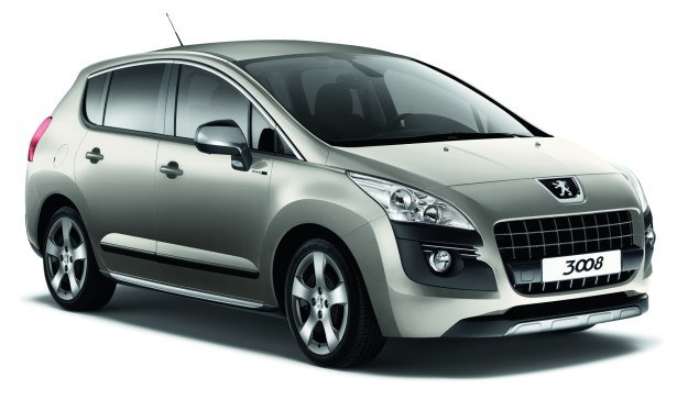 Peugeot 3008 /INTERIA.PL