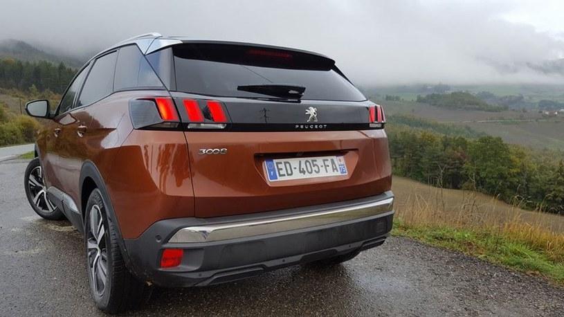 Peugeot 3008 /Fot. jacek Jurecki /INTERIA.PL