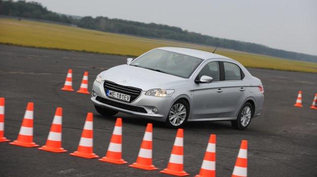 Peugeot 301 1.6 HDi Allure - niewyszukany, za to ekonomiczny, przestronny i względnie tani. /Motor
