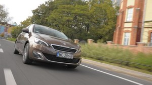 Peugeot 308 e-HDi Allure - test