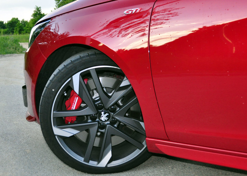 Peugeot 308 GTi /INTERIA.PL