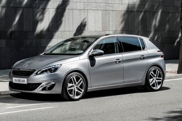 Peugeot 308 /