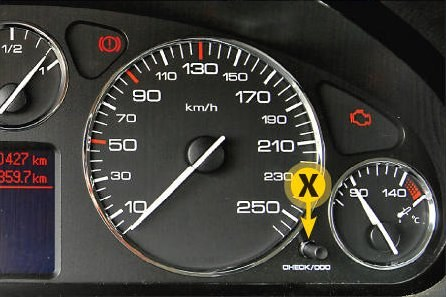 Peugeot 407 (2005-2009) /Motor