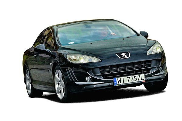 peugeot 407 coupe 3 0 hdi sport testy i opinie o samochodach nowych i. Black Bedroom Furniture Sets. Home Design Ideas