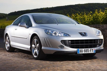 Peugeot 407 coupe /