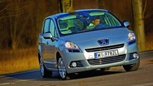 Peugeot 5008 1.6 THP Premium - test