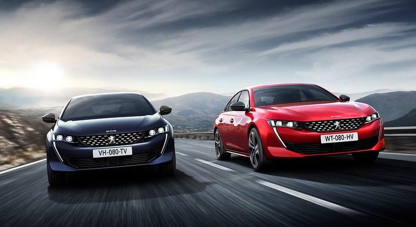 Peugeot 508 First Edition dostępny jest tylko w dwóch kolorach /