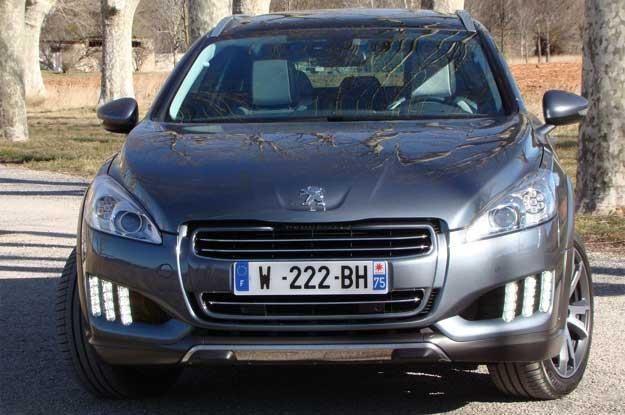 Peugeot 508 RXH /