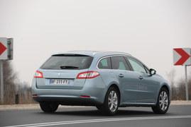 Peugeot 508 SW (2011-)