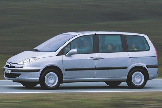Peugeot 807 (kliknij) /INTERIA.PL