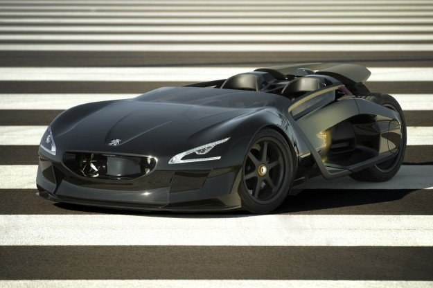 Peugeot EX1 /